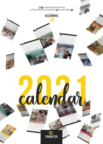 2021 Character Books Calendar_Familie_Mare_Spate